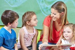 Monitor de Talleres Infantiles